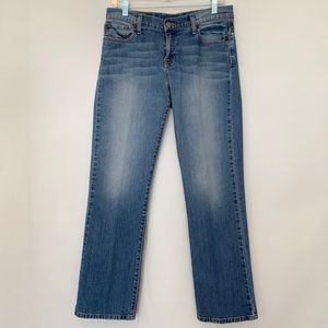 Lucky Brand Easy Rider Distressed Jeans